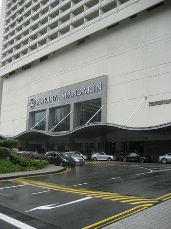 Marina Mandarin Singapore:                                     Hotel