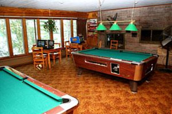 Timberlane Resort : Lodge
