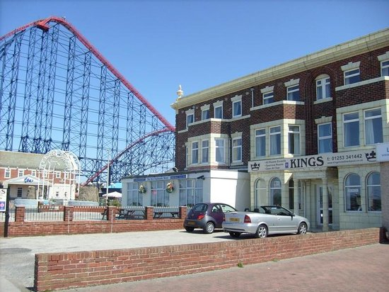Hotels Near Blackpool Illuminations
