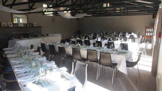 Mt Vernon Lodge: Suitable for Conferences and Weddings