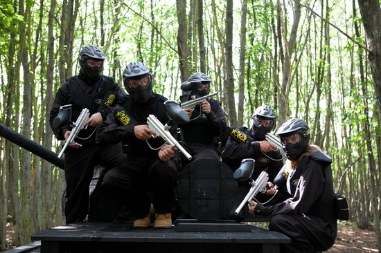 Cobham, UK: Delta Force