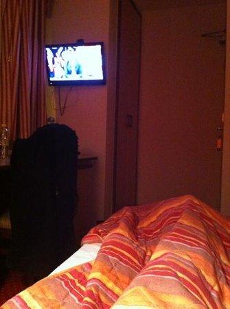 Hotel Vert-Galant :                   chambre