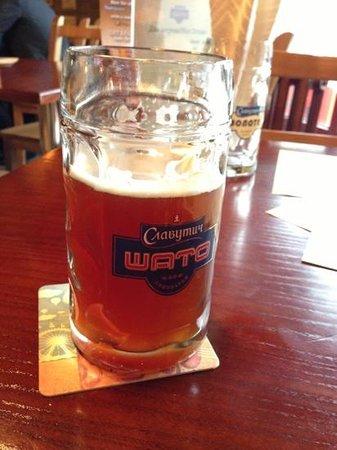 Shato Robert Doms:                   Bagrian beer (багрианое пива)