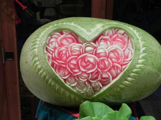 Vakarufalhi Island Resort:                   per san valentino