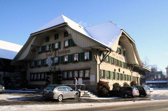 Hotel Hirschen, Langnau