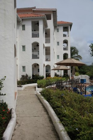 Windjammer Landing Villa Beach Resort:                   Hibiscus villa
