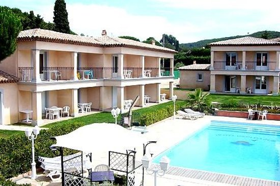 Photo of Hotel Brin d'Azur Gassin