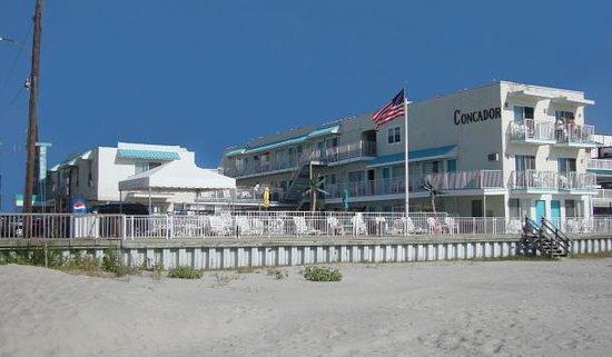 Conca D'or Motel