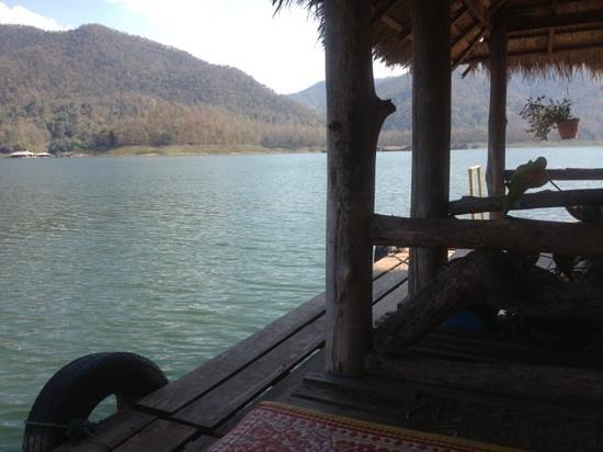 Eakachai Houseboat Chiang Mai:                                     view from everywhere