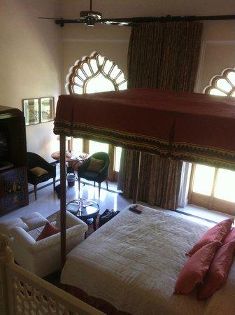 Rambagh Palace:                   マハラジャ★