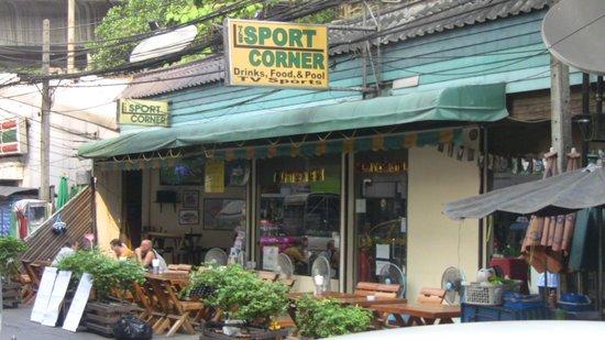 The Sport Corner