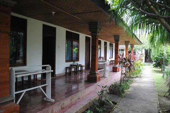 Mertha Jati Hotel : the rooms