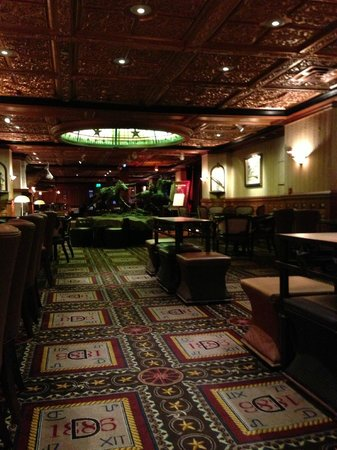 The Driskill:                   Bar / Lounge