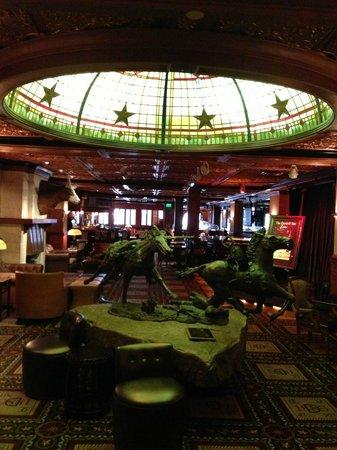 The Driskill:                   Bar / Lobby