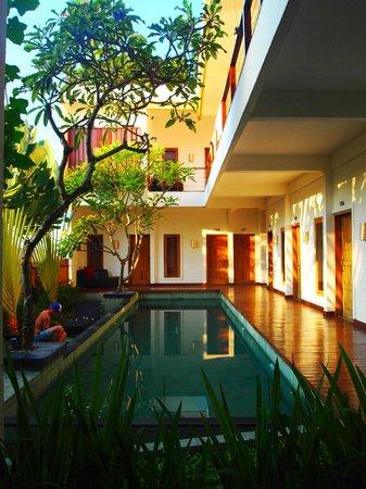 Echoland:                                     Cozy Pool