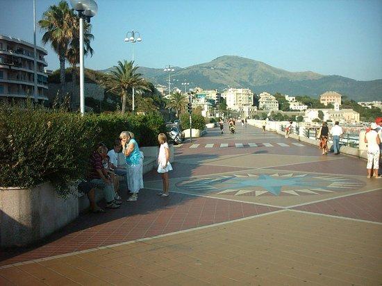 Passeggiata di Corso Italia