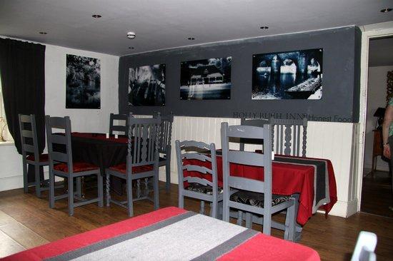 The Holly Bush Inn: The Restaurant