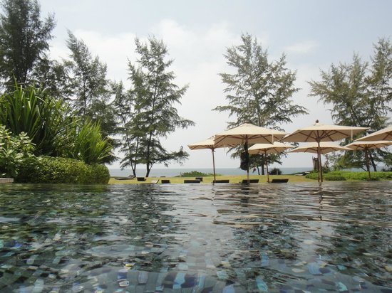 Renaissance Phuket Resort & Spa:                   swimming pool views