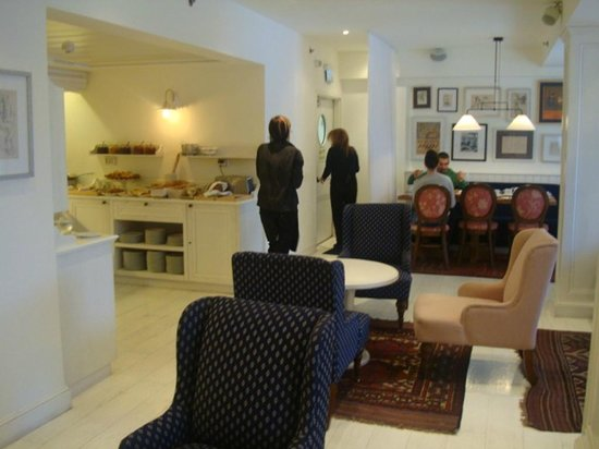 Shalom Hotel & Relax Tel Aviv - an Atlas Boutique Hotel:                   Ресторан