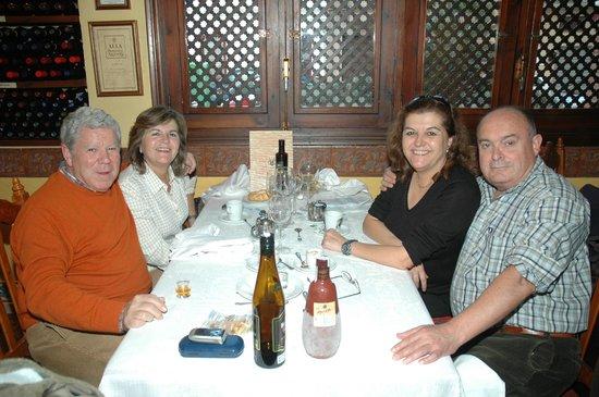 Meson Astorga:                   Hecha en la primera visita a este restaurante. ¿Se nota que nos gustó?