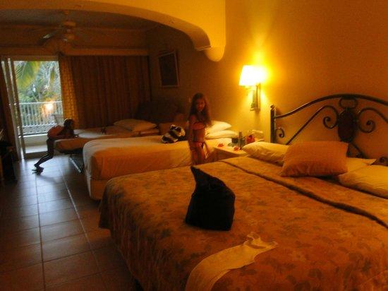 Iberostar Punta Cana:                   HABITACION