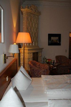Hotel Artushof :                   Room 104