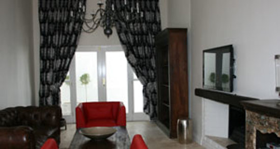 Belvedere Boutique Hotel: Lounge