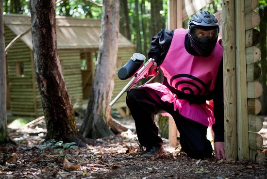 Delta Force Paintball Birmingham