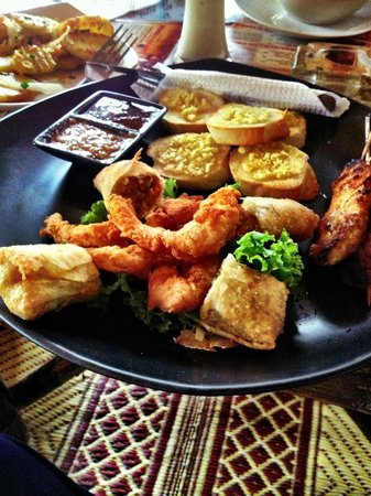 Shiralea Backpackers Resort:                   Hangover Food
