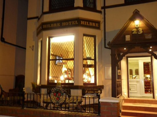 Photo of Hilbre Hotel Blackpool