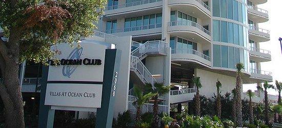 Villas at Ocean Club Bild