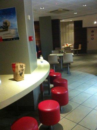 McDonald's:                                     inside view