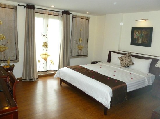 Hanoi Charming 2 Hotel:                   Room 601
