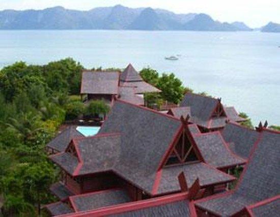 Sari Village Holiday Homes: Hotel Views
