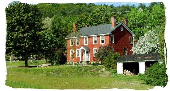 Bennett's 1815 House Photo