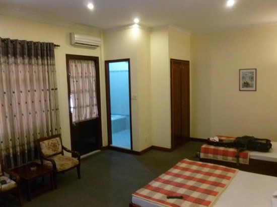 Pacific Hotel Vung Tau: Suite room 107