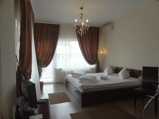 AVE Hotel Victoriei: Double room