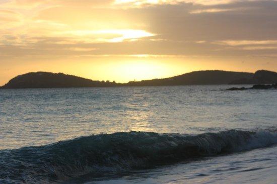 Sunset @ Morningstar Beach
