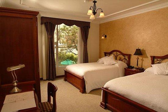 Casa Aliso: Twin room