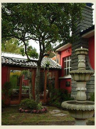Casa Aliso: Courtyard