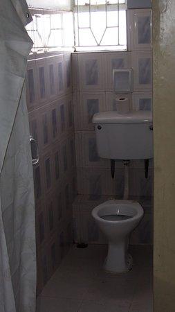 Hotel Green Court:                   Toilette