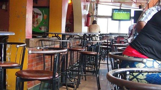 Hotel Green Court:                   Bar