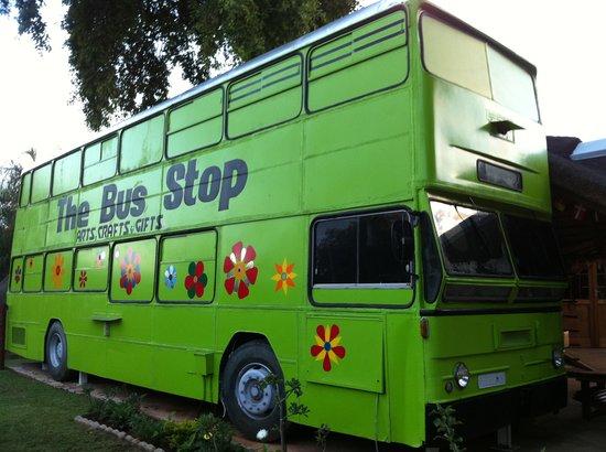 The Bus Stop Arts & Crafts & Coffee Shop: getlstd_property_photo