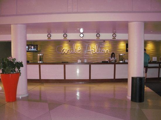 Caribe Hilton San Juan: Lobby