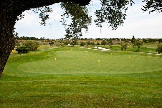 Golf El Puerto: Putting green