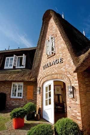 hotel village kampen sylt germany reviews tripadvisor. Black Bedroom Furniture Sets. Home Design Ideas