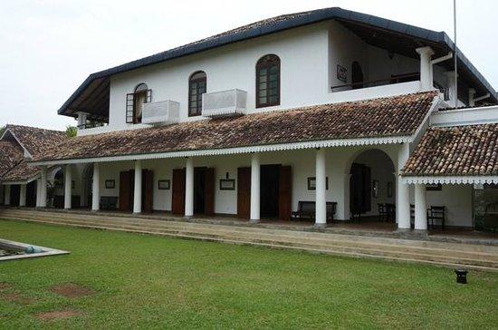 Tamarind Hill by Asia Leisure:                                     Notre balcon privé au 1er étage