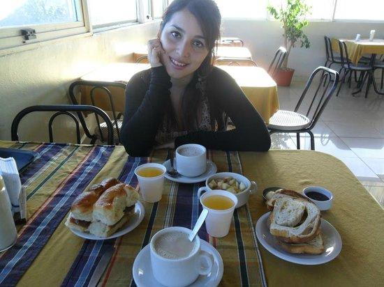 Hotel Plaza Bariloche :                   Desayuno