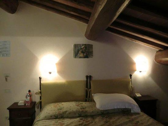 Borgo di Celle:                   camera