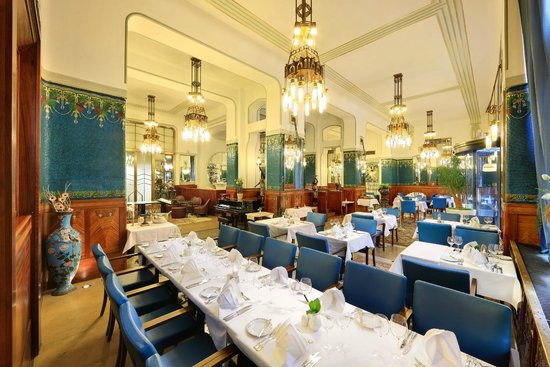 Sarah Bernhardt Restaurant